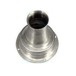Stainless Steel Deep Draw Cap, Packaging Type: Box