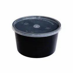 34 Oz l Round Container
