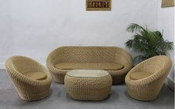 Awesome Bamboo Royal 5 Seater Sofa Set Warranty 3 Year Rs 35000 Andrewgaddart Wooden Chair Designs For Living Room Andrewgaddartcom