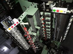 Narrow Tape Weaving Machine