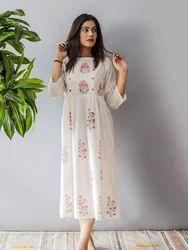 Maxi Dress Boho Hippie Dress