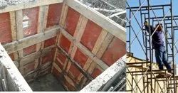 Centering and Shuttering and Scaffolding