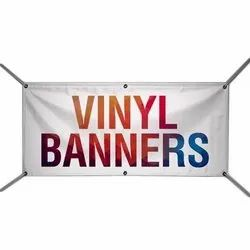 Vinyl Banner Printing Service, in Pan India