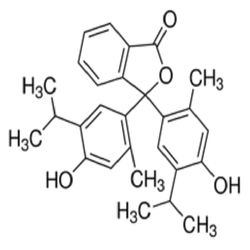 THYMOLPHTHALEIN, Grade: Acs Reagent