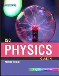 ISC Physics - XI Book