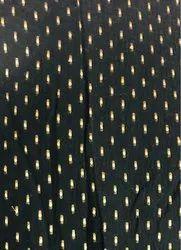 Plain Cotton Dobby Fabric