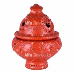 Clay Dhoop Stand