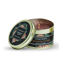 Scented Gold Tin Candle