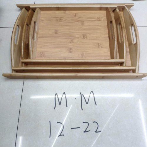 Solid Wood Serving Tray