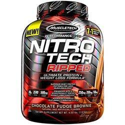 Nitro Tech Ripped Protein Powder