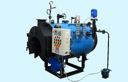 SIB Wood Fired Steam Boiler