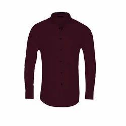 Plain Full Sleeves Shirt