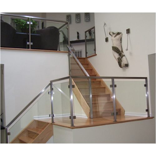 Stainless Steel Gl Home Stair Railing