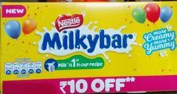 Nestle Milkybar 66gm (6u) Pack