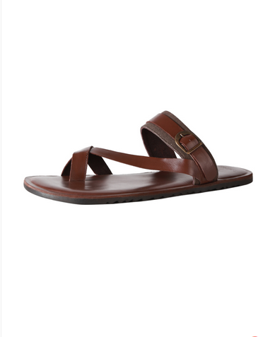 Men Van Heusen Brown Sandal 7c3d6b5e2