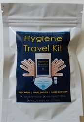 Covid 19 Hygiene Travel Kit