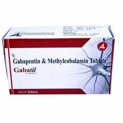 Gabapentin 300 mg Methylcobalamin 500 mcg