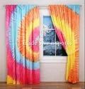 Decorative Mandala Curtains Printed Designer Door Window Drapes