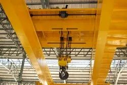 Used Double Girder EOT Cranes