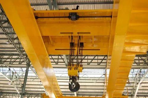 Used Double Girder EOT Cranes