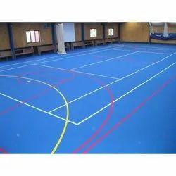 PU Sports Court Flooring