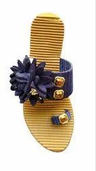 Daily Wear Women's Slippers, Size: 5-10