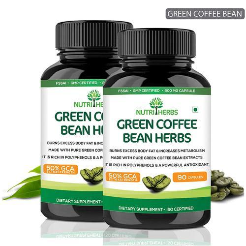 Slimquick green coffee bean