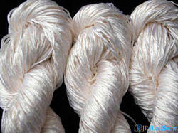 Lace Weight Throwster Silk Yarn