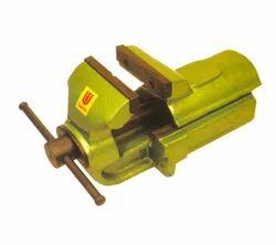 Cast Iron German Type Bench Vice