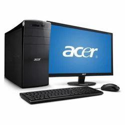 Acer Desktop Computer, Memory Size: 4GB
