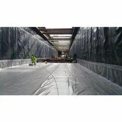 Tunnel Geomembrane