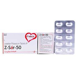 Losartan Potassium Tablets IP