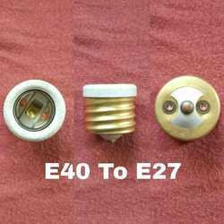 Adapter E40 to E27