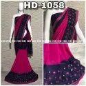 Heavy Vichitra Silk Bandhani Saree