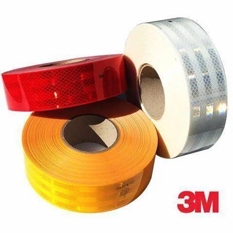 3M Retro Reflective Tape RTO Approved Size 2