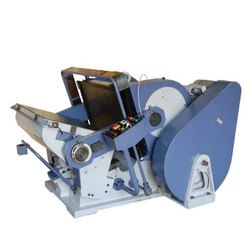 Karunya Corrugated Box Die Punching And Creasing Machine