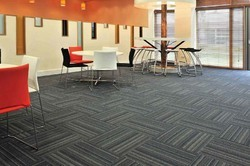 Synthetic Carpet Flooring, Health Care Centre, West Bengal