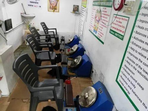 200 Watt Mechanical Electric Kansya Thali Foot Massage Machine Rs 30000 Piece Id 21971117288
