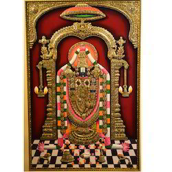 Tirupati Balaji Paintings