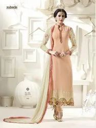 Georgette Embroidered Designer Collection Pure Chiffon Dupatta