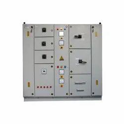 Three Phase MCC Panel, Automation Grade: Automatic