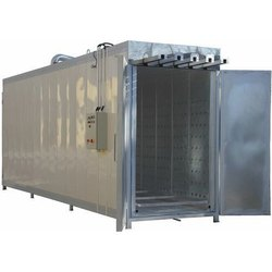 Paint Curing Ovens