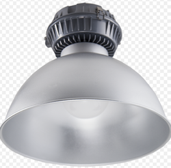 Ceramic Induction Security Lighting