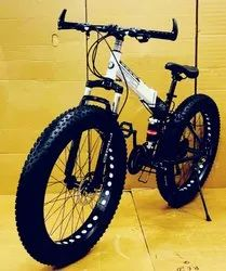 BMW Fat Tyre Cycle