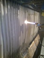 HVOF Coating On Boiler Tubes