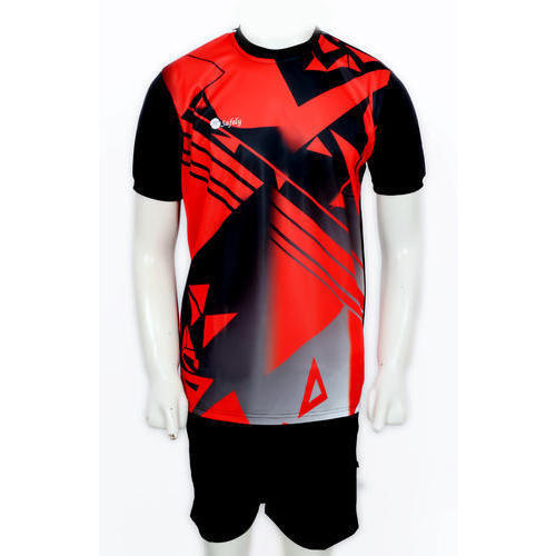 dfe86f451c6 Safely Round Neck Sublimation Kabaddi Kit