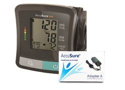 AccuSure TD Blood Pressure Monitor