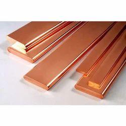 EC Copper Flat Bar