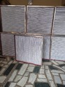 SS Sheet High Temperature HEPA Filter
