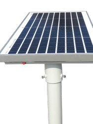7W Glass Model Semi Integrated Solar Street Light